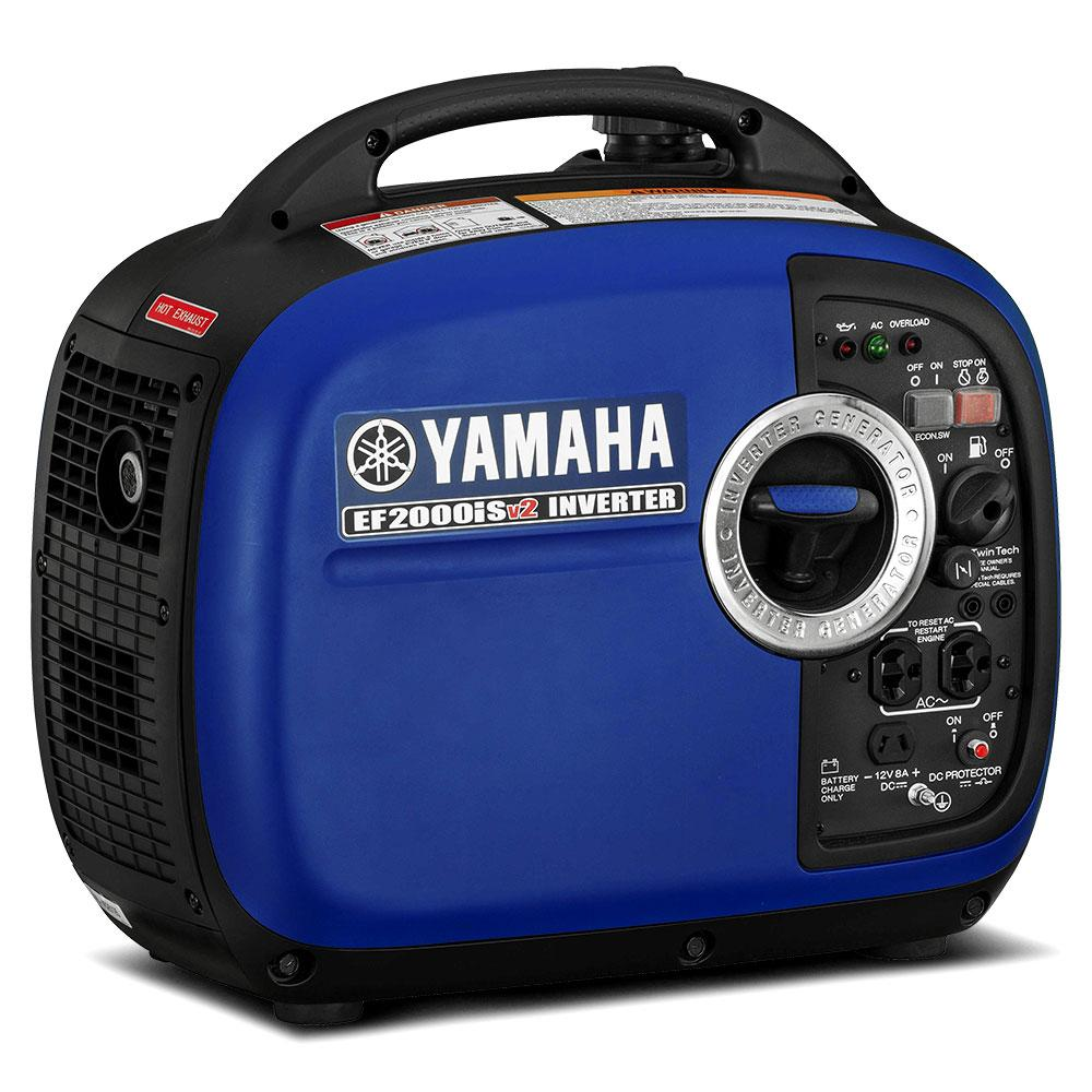 Phát Điện chạy xăng YAMAHA EF2000IS JAPAN (inverter)