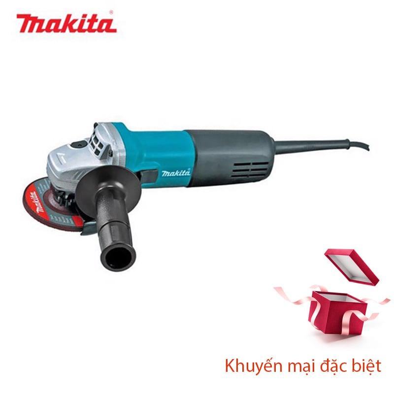 Máy mài MAKITA 9553NB (100MM-710W)