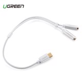 CÁP USB-C TO JACK 3.5MM KÉP UGREEN (AV144) MV