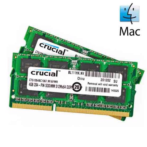 Ram CRUCIAL Macbook Pro - Mac Mini