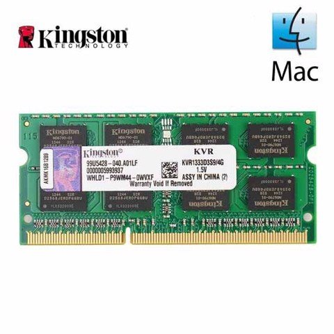 Ram KINGTON Macbook Pro - Mac Mini