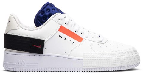 Air Force Low Type 1 'Summit White'