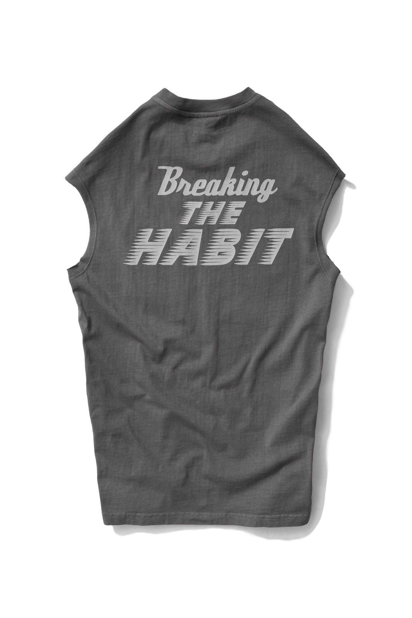 Áo Tank Top Breaking The Habit