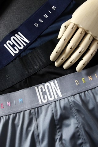 Quần Boxer ICON DENIM Colored Waist