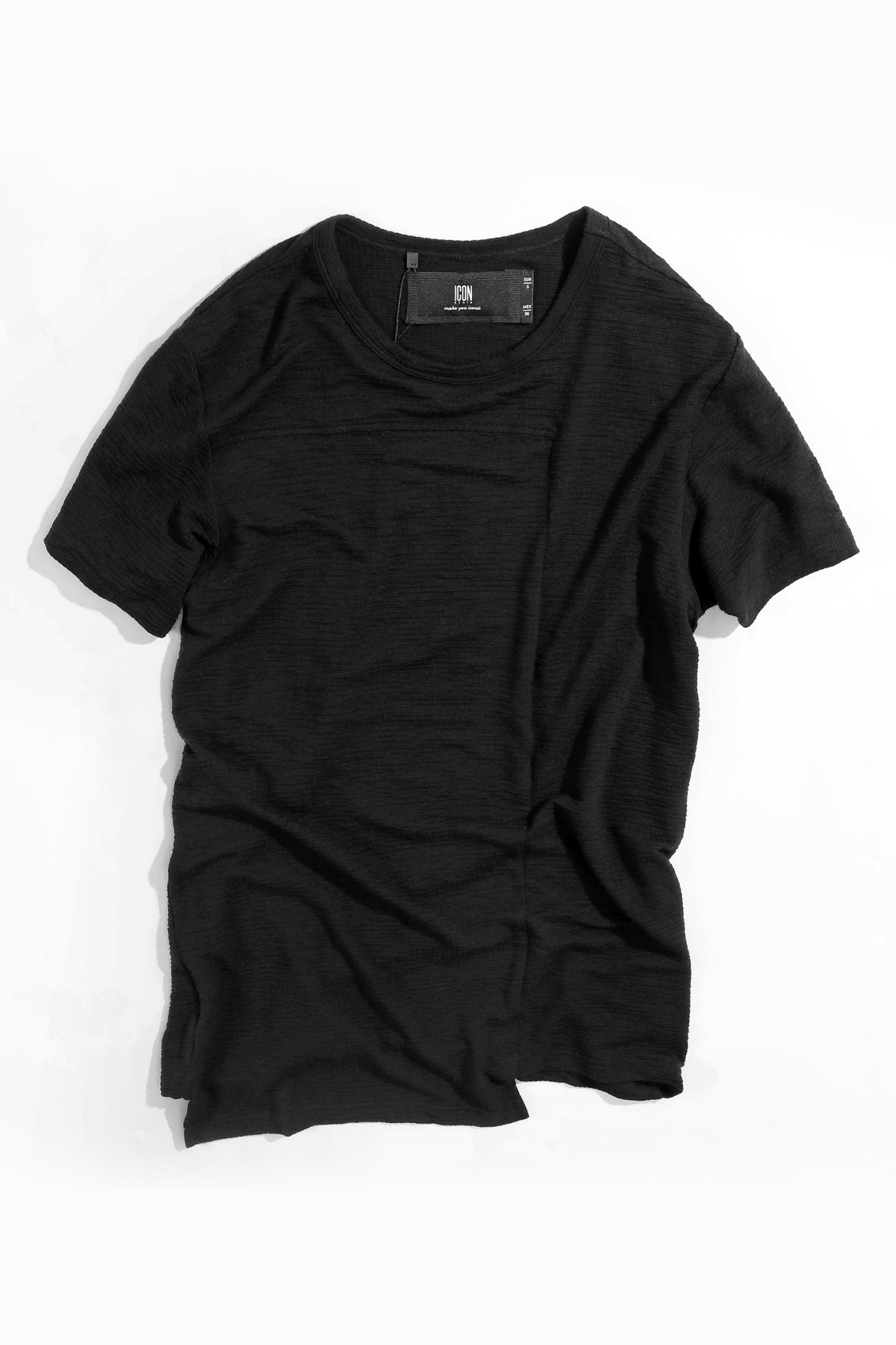 Áo Thun Long Tee In Black