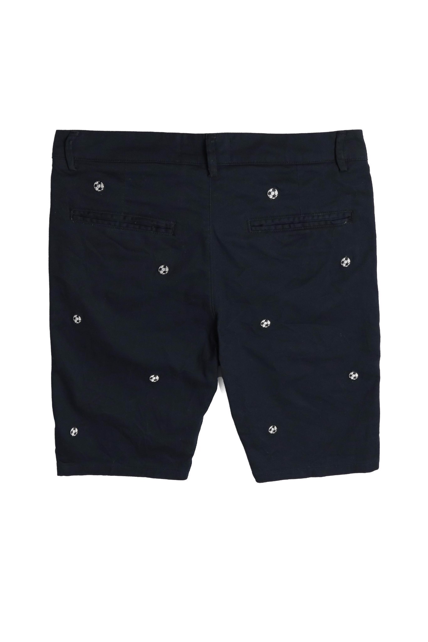Quần Short Balls Embroidered