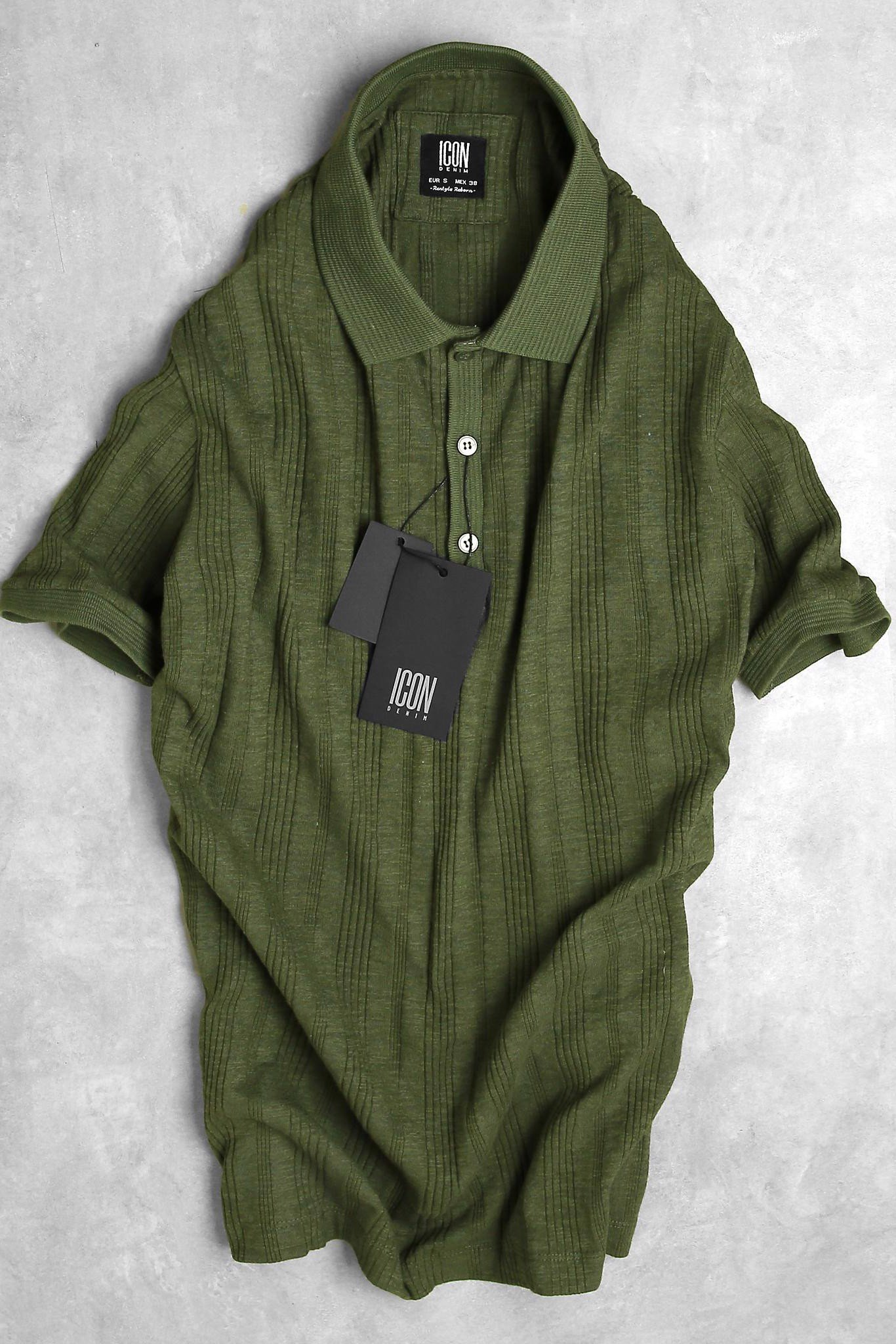 Áo Polo Basic Wooled
