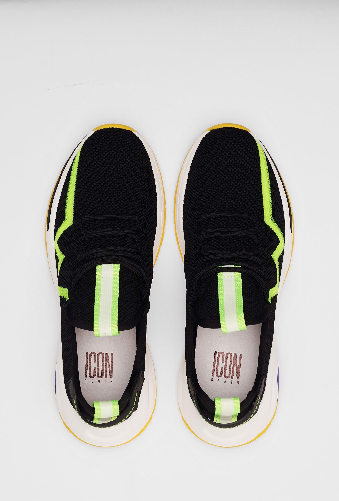 Giày sport Icon Flash Lime