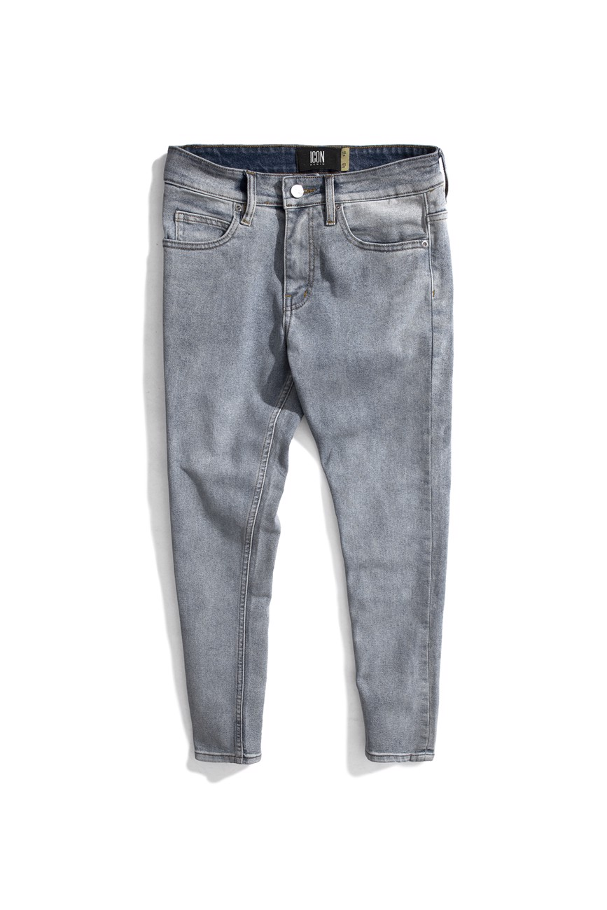 Quần Jean Skinny Wash Good Basics
