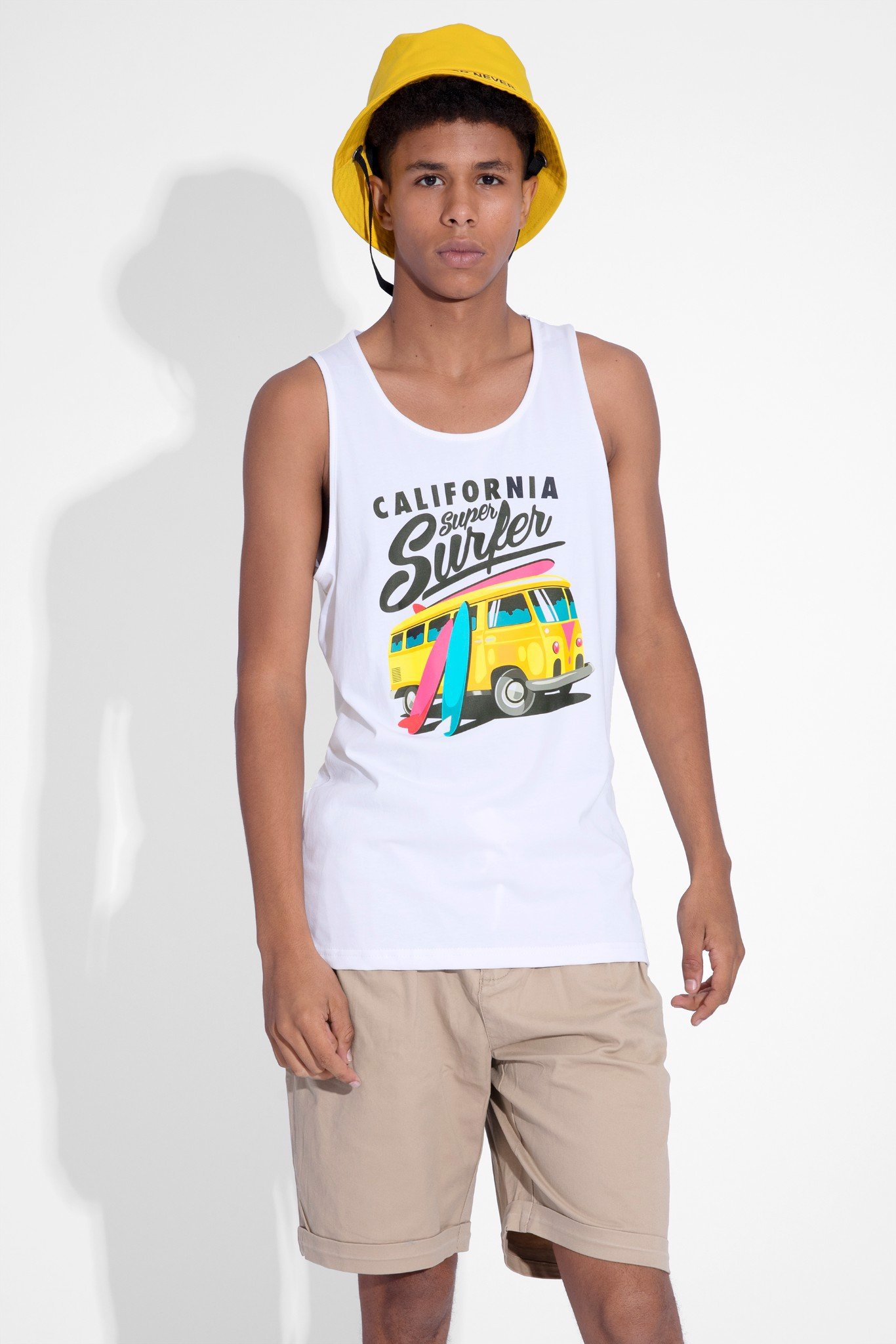 Áo Tank Top Super Surfer