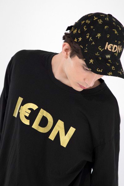 Nón ICDN In Gold Currency