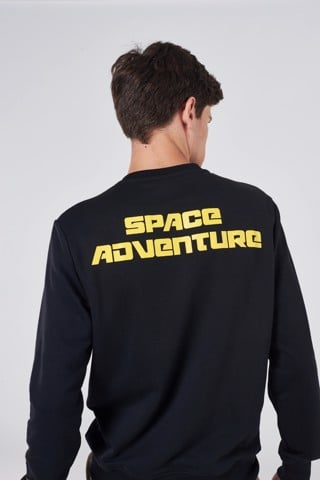 Áo Nỉ Space Adventure