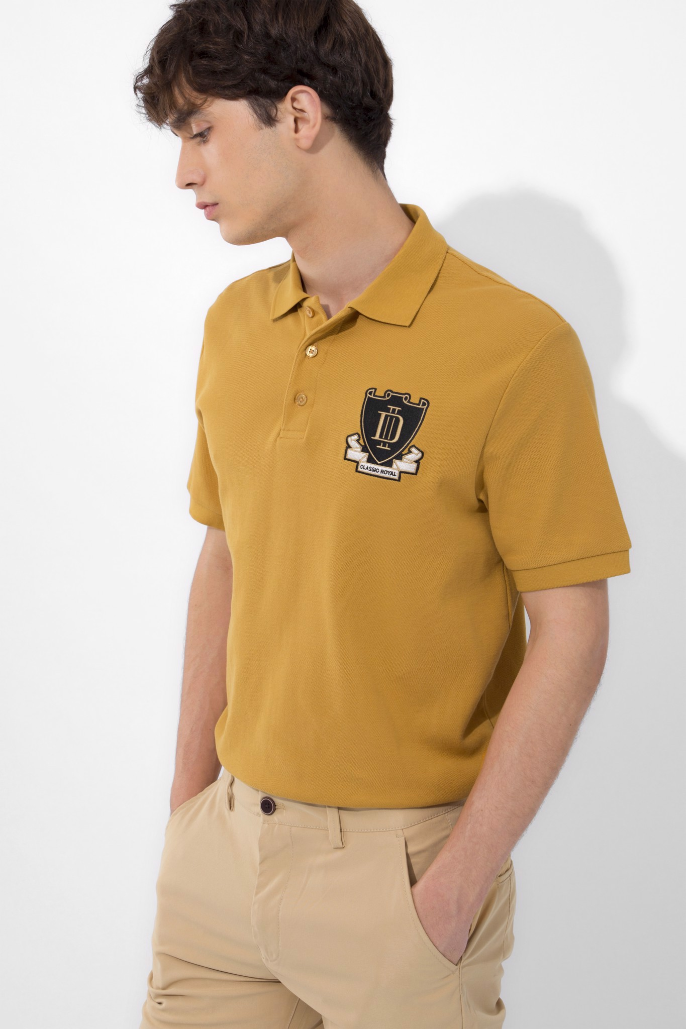 Áo Polo Classic Royalty B Ultra Breathable