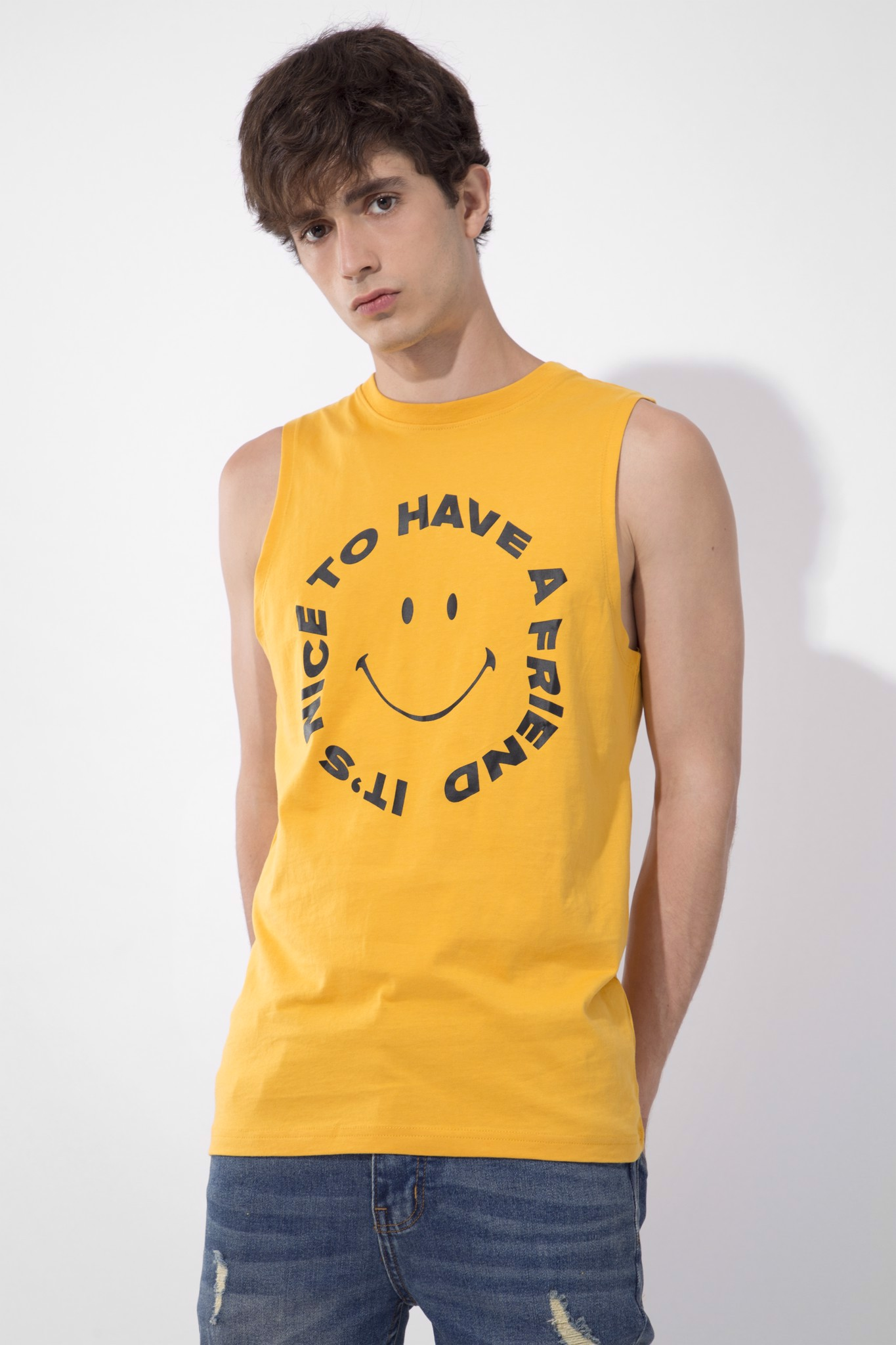 Áo Tank Top It's Nice To Have