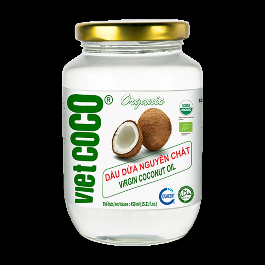 Dầu dừa 450ml Vietcoco