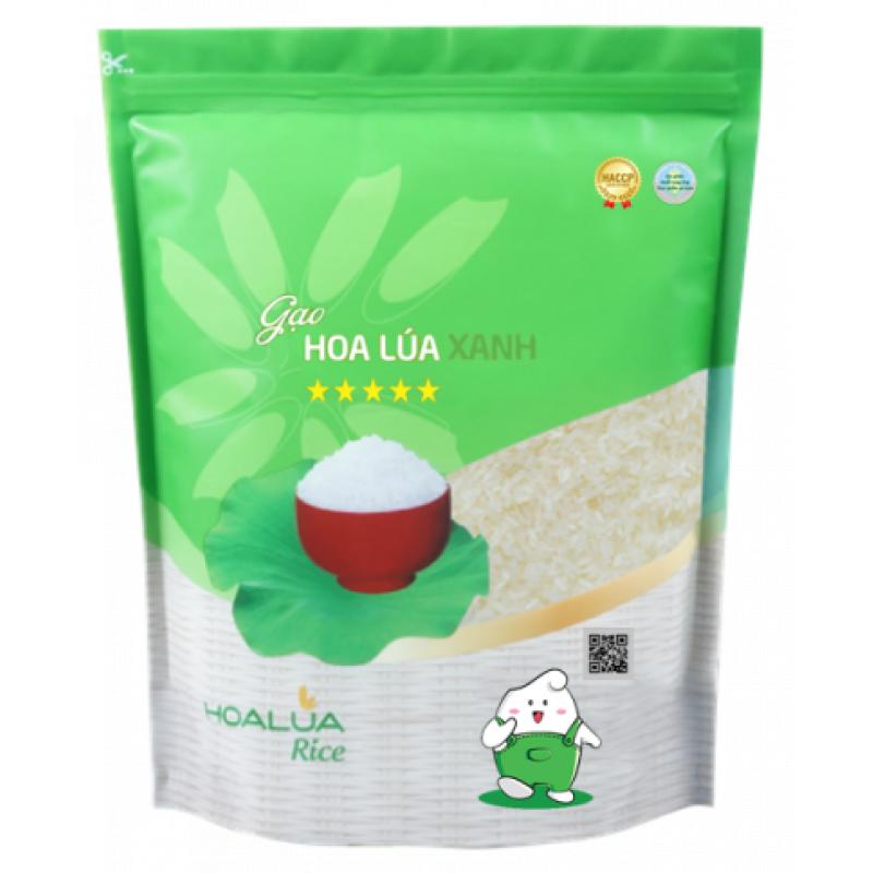 Gạo sạch Hoa Lúa-Xanh 2kg