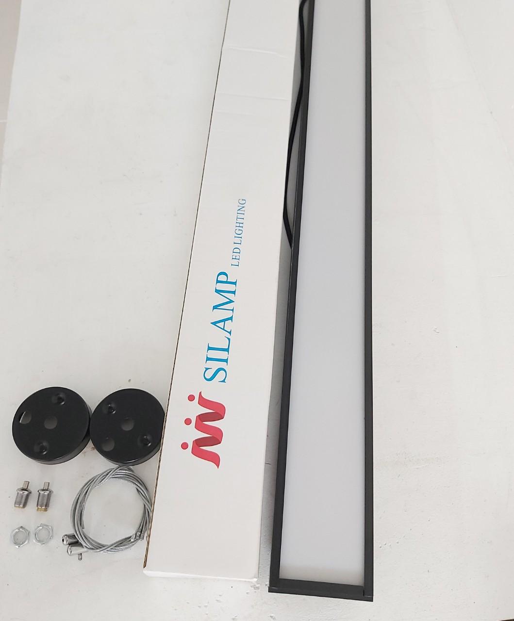 ĐÈN LED THẢ TRẦN Liner Panel 70x1200 38W | Đèn LED HỘP THẢ TRẦN – Silamp
