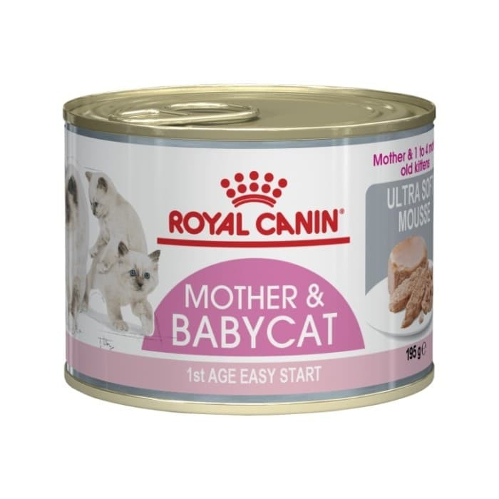 Pate lon Royal Canin Mother Baby Cat 195g