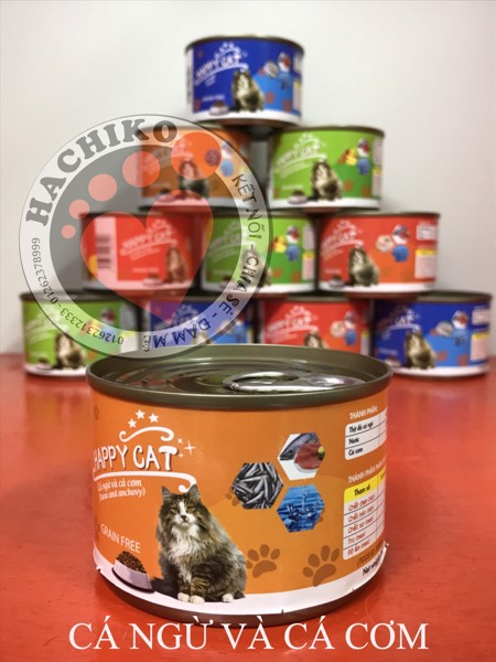 pate-happy-cat-160g