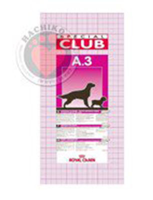 ROYAL CANIN CLUB PRO JUNIOR (A3)