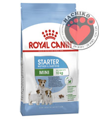 Royal Canin - Mini starter mother & baby dog 1kg