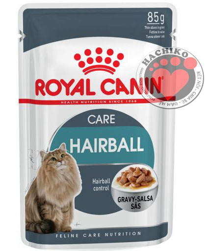 Pate Royal canin Hairball Care