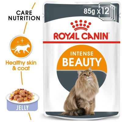 PATE ROYAL CANIN INTENSE BEAUTY JELLY
