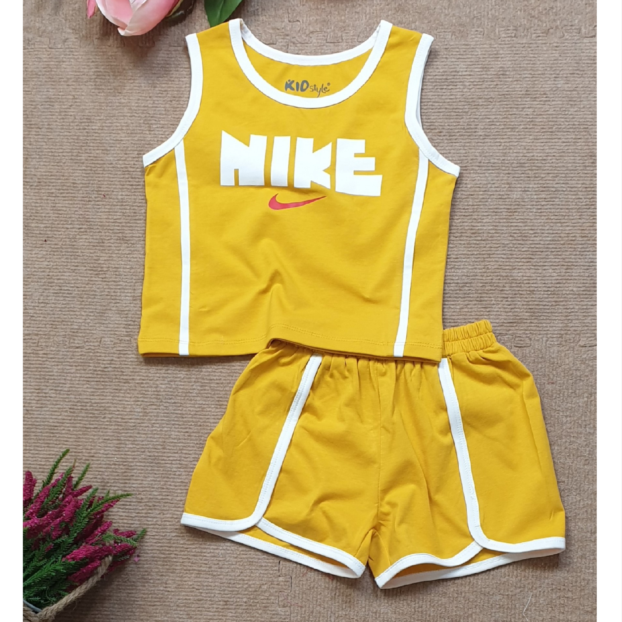 Bộ short thể thao Kidstyle