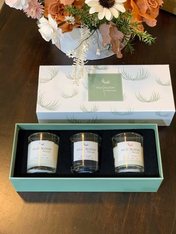 Candle Giftbox FOR HIM S