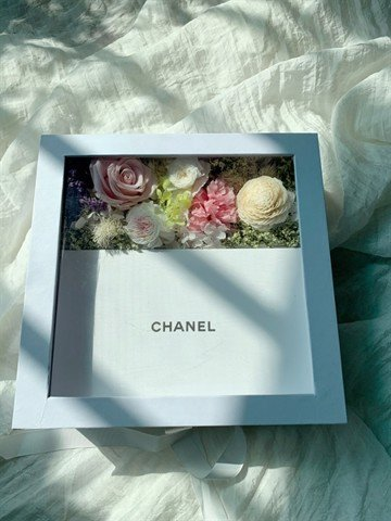 Hộp quà Chanel WomenDay