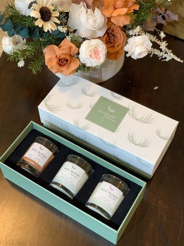 Candle Giftbox FOR HER S