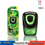 Gài cửa gió Aroma Car Ventis 8ml - Lemon Green/ACV03