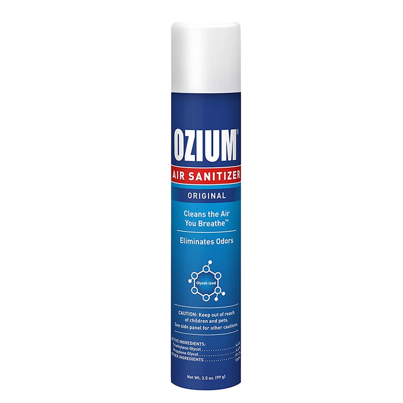 Bình xịt khử mùi Ozium Air Sanitizer Spray 3.5 oz (99g) Original/OZM-1