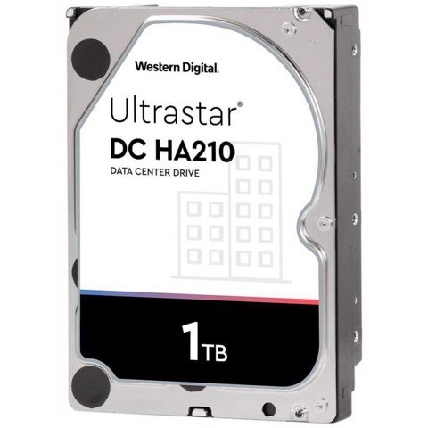 HDD WD ULTRASTAR DC HA210 1TB 3.5, 128MB CACHE, 7200RPM