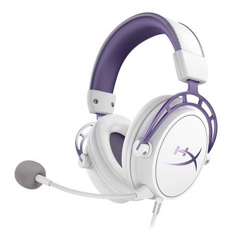 Tai nghe HYPERX CLOUD ALPHA PURPLE