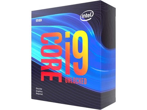 CPU INTEL CORE I9 9900KF