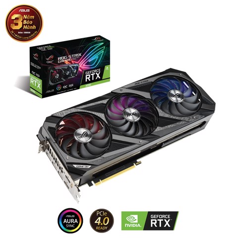 ASUS ROG STRIX RTX 3090 O24GB GAMING