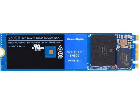 Western Digital WD Blue SN500 NVMe M.2 2280