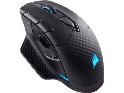 Chuột CORSAIR DARK CORE WIRELESS MOUSE RGB SE