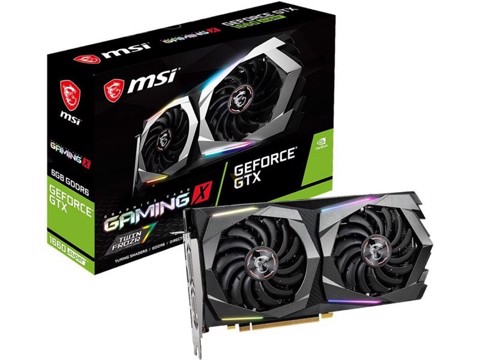 VGA MSI GeForce GTX 1660 SUPER 6GB GAMING X