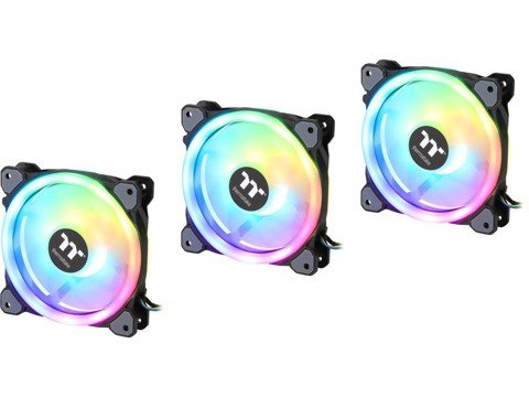 THERMALTAKE RIING TRIO 12 LED RGB (3-FAN PACK)