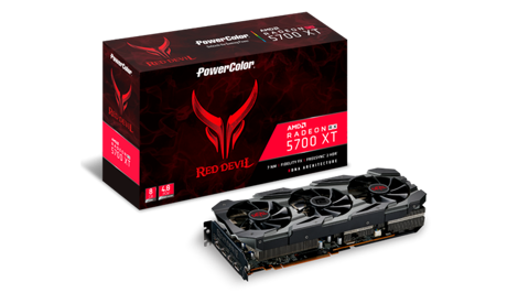 VGA PowerColor Red Devil Radeon™RX 5700 XT 8G