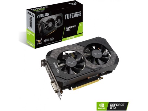 VGA ASUS TUF Gaming GeForce® GTX 1650 SUPER™ 4GB GDDR6
