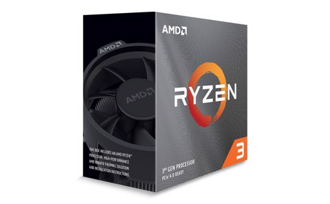 CPU AMD Ryzen 3 3300X