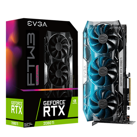 EVGA GeForce RTX 2080 Ti FTW3 GAMING 11GB