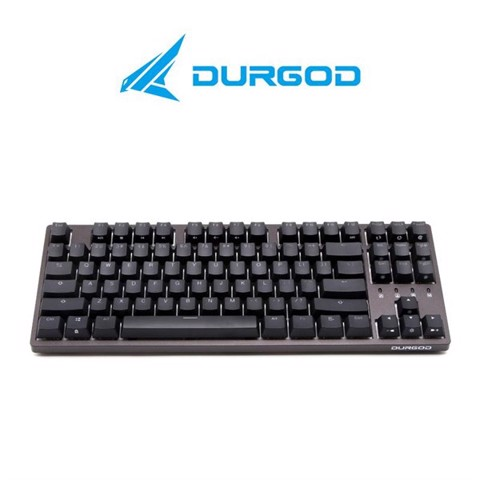 DURGOD TAURUS K320 NEBULA RGB SPACE PURPLE