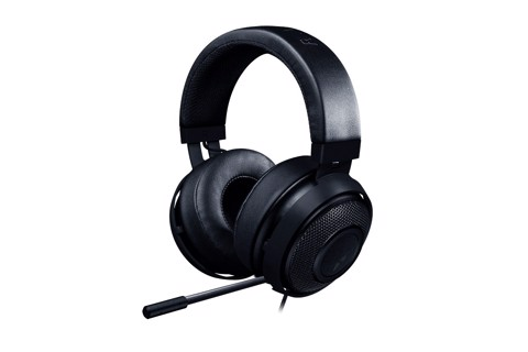 RAZER KRAKEN - MULTI-PLATFORM WIRED GAMING HEADSET - BLACK