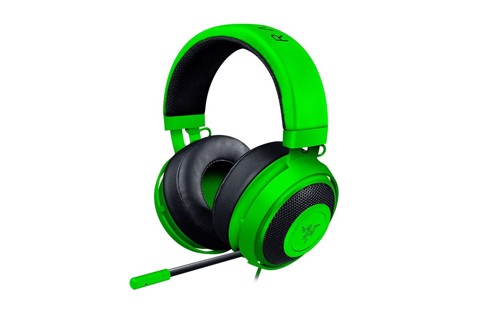 RAZER KRAKEN - MULTI-PLATFORM WIRED GAMING HEADSET - GREEN