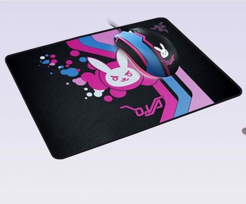 Lót chuột D.VA RAZER GOLIATHUS - SOFT GAMING MOUSE MAT - MEDIUM - SPEED