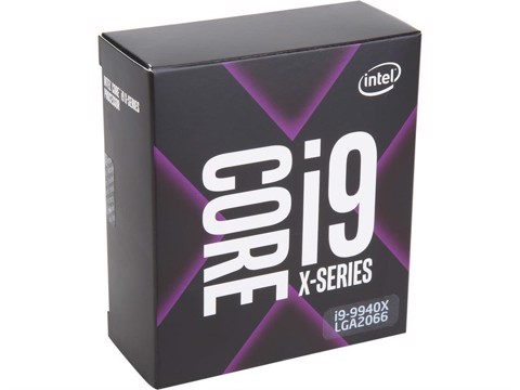 CPU INTEL Core i9 - 9940X